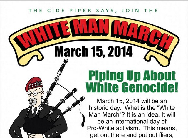 WhiteManMarch