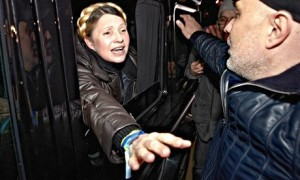 "Tymoshenko Returns - source ""The Guardian"""