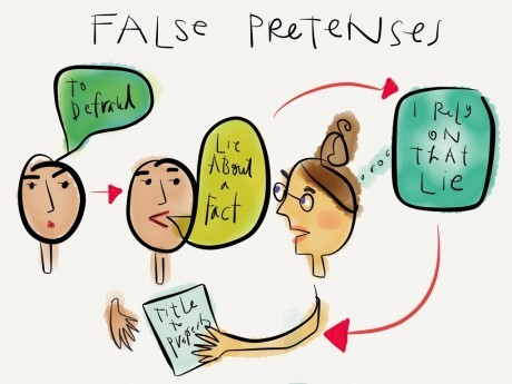 false-pretenses