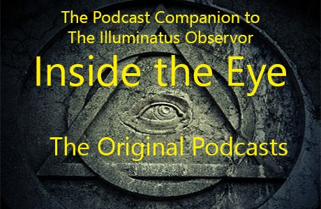 Inside the Eye – The Original Podcasts Re-Released!