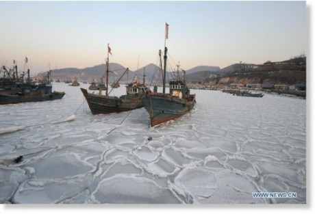 chinese-fishing-boats-stuck-in-sea-ice