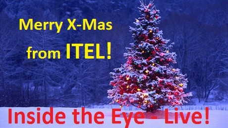 Happy Holidays! from ITEL – 12.24.16