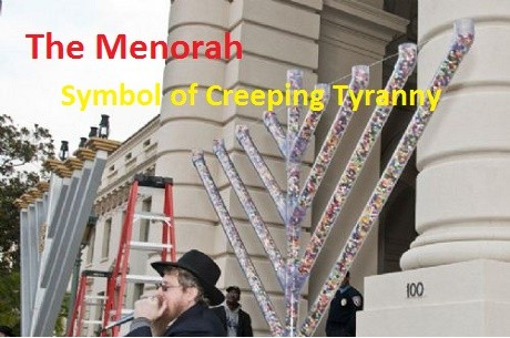Hanukkah: Creeping Totalitarianism