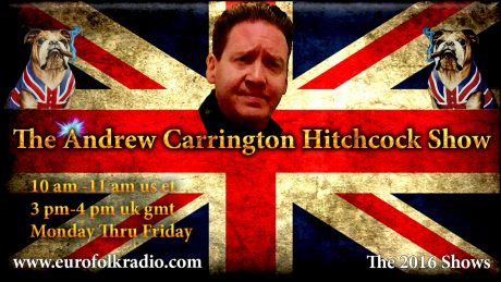 """The Fetch"" on the Andrew Carrington Hitchcock Show – 5.9.17"
