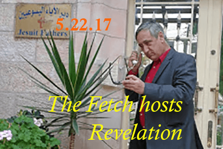 """The Fetch"" Guest Hosts ""Revelation"" on Revolution Radio – 5.22.17"